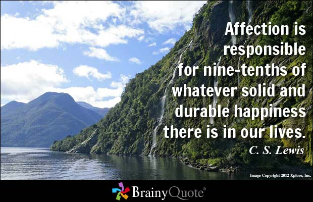 Brilliant C.S. Lewis Quotations and Sayings