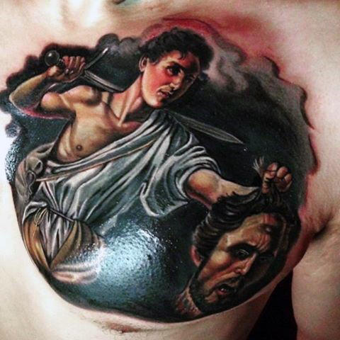 Brilliant Christian Tattoo Designs