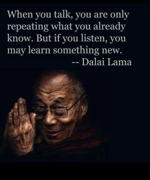 Brilliant Dalai Lama Quotation