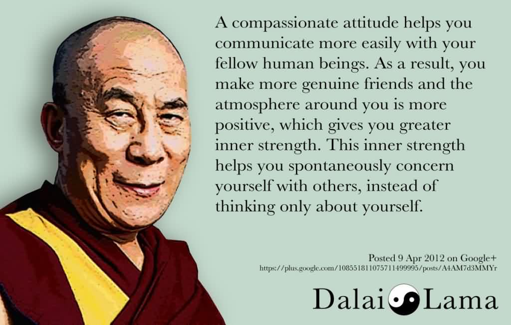 Brilliant Dalai Lama Quotes