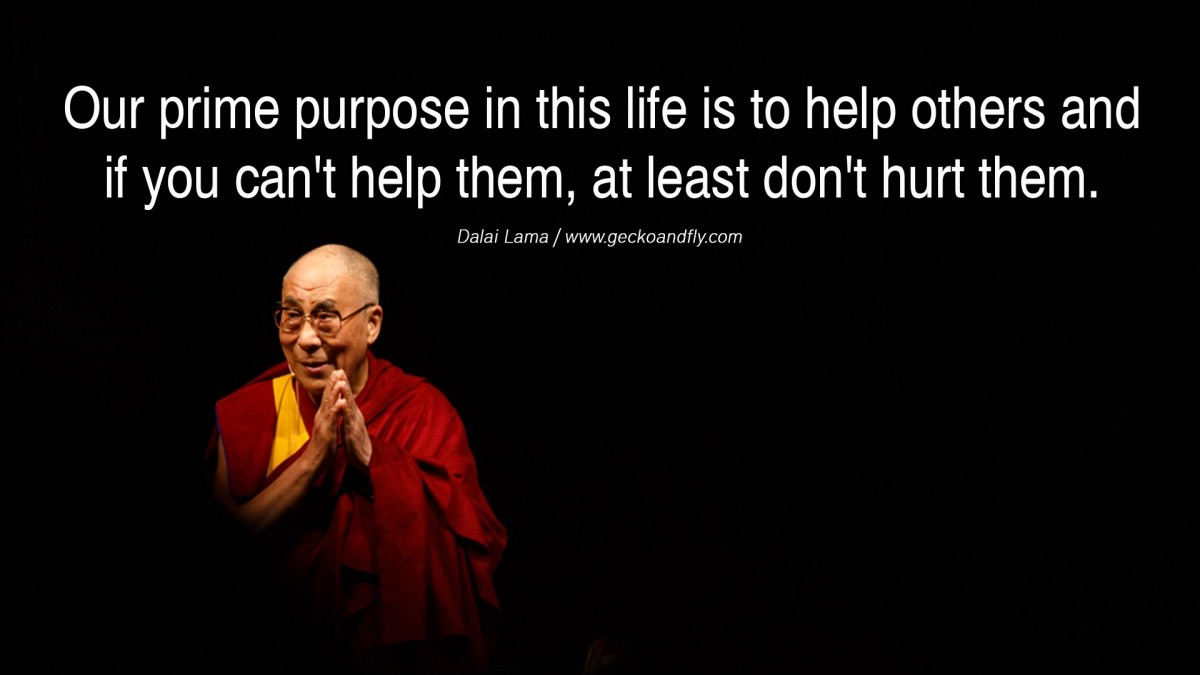 Brilliant Dalai Lama Sayings