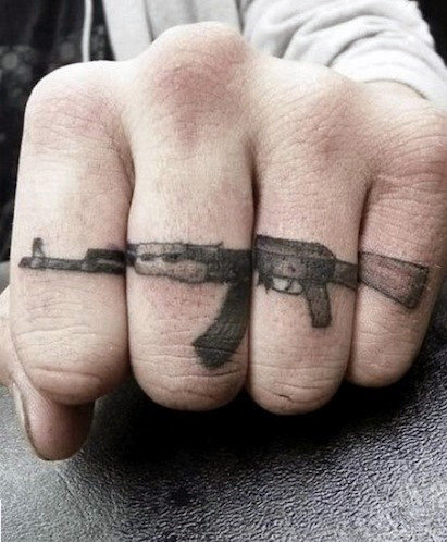 Brilliant Hand Tattoo Designs