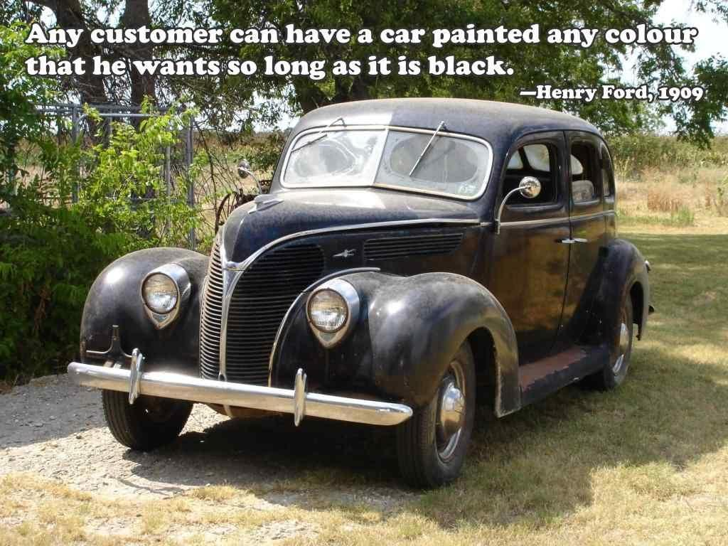 Brilliant Henry Ford Quotes