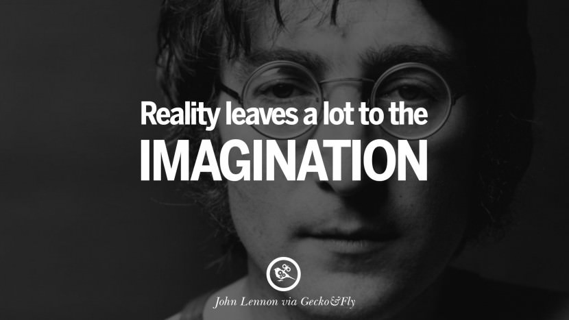 Brilliant John Lennon Quotations