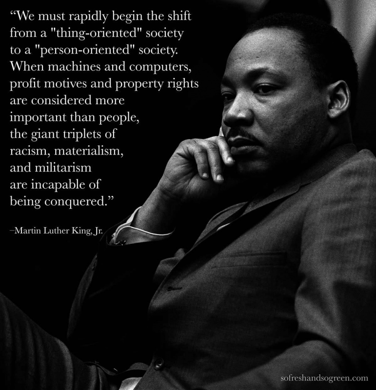 Brilliant Martin Luther King Jr Quotes