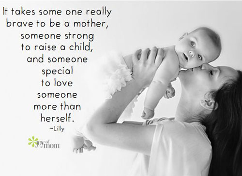 Brilliant Mom Quotations and Quotes