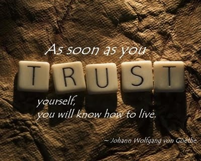 Brilliant Trust Quotes