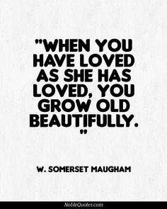 Charming Age Quotations and Sayings