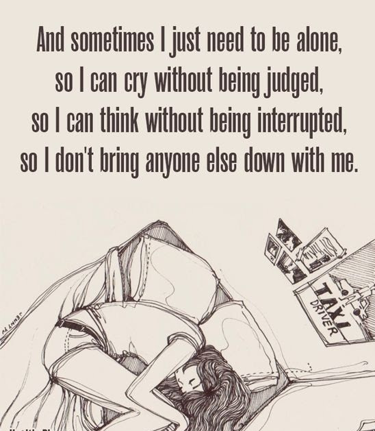 Charming Alone Quotes