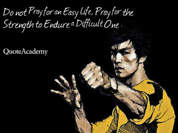 Charming Bruce Lee Quotes