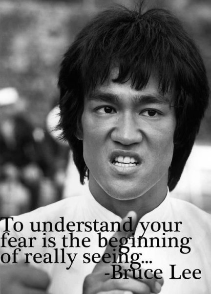 Charming Bruce Lee Sayings