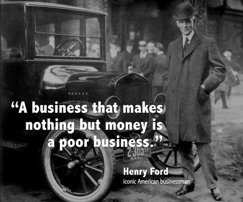 Charming Henry Ford Quotes