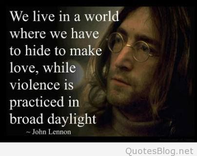 Charming John Lennon Quotations