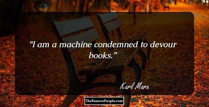 Charming Karl Marx Quotations