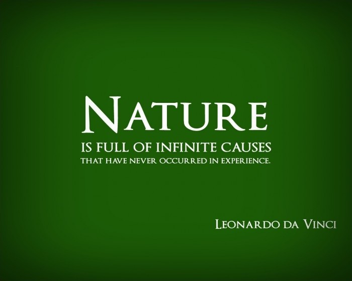 Cool Nature Quotations and Quotes