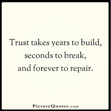 Coolest Trust Quotes and Sayings