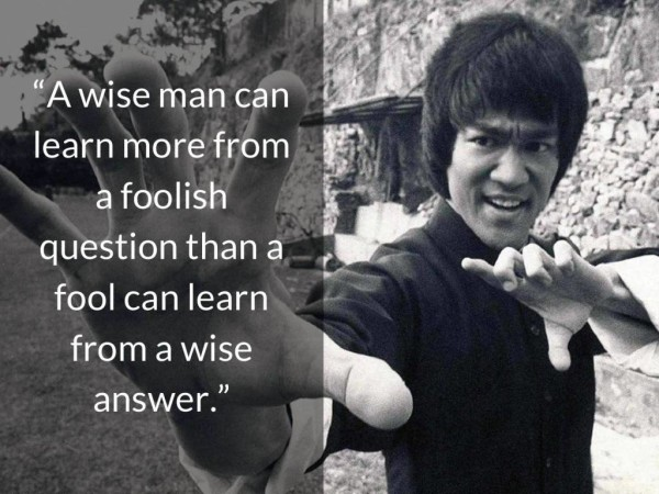 Cute Bruce Lee Quotes