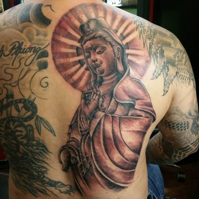 51 Spiritual Buddha Tattoos Designs and Ideas For Your ...