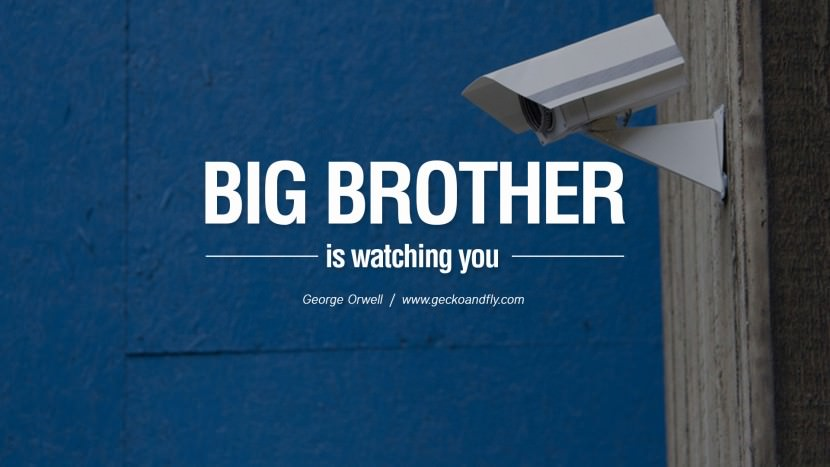 Cute George Orwell Quotations