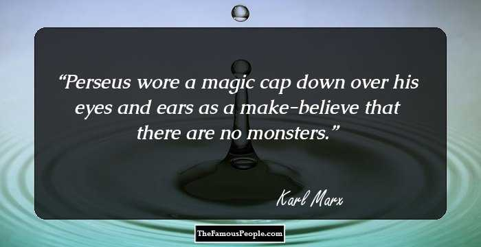 Cute Karl Marx Quotations and Sayings