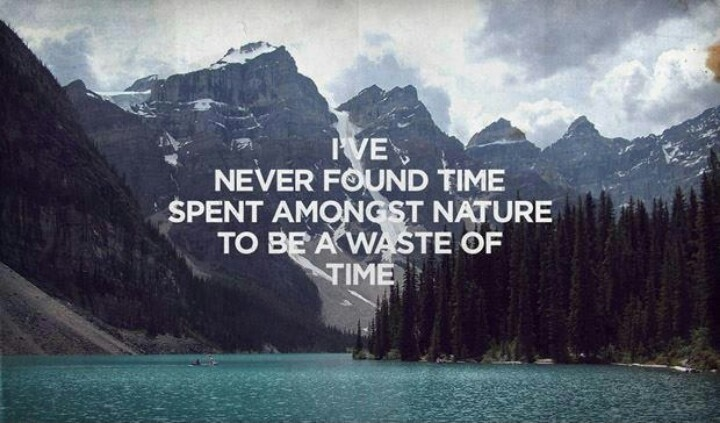 Cute Nature Quotations