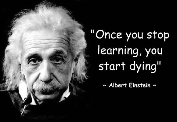 Elegant Albert Einstein Quotations