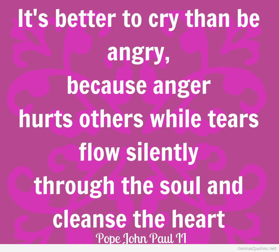 Elegant Anger Quotes