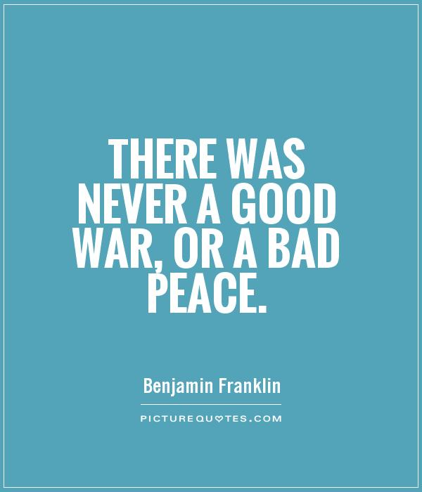 Elegant Benjamin Franklin Quotation