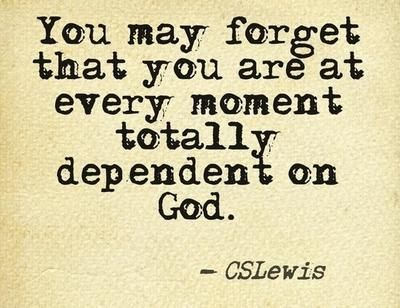 Elegant C.S. Lewis Quotations and Sayings