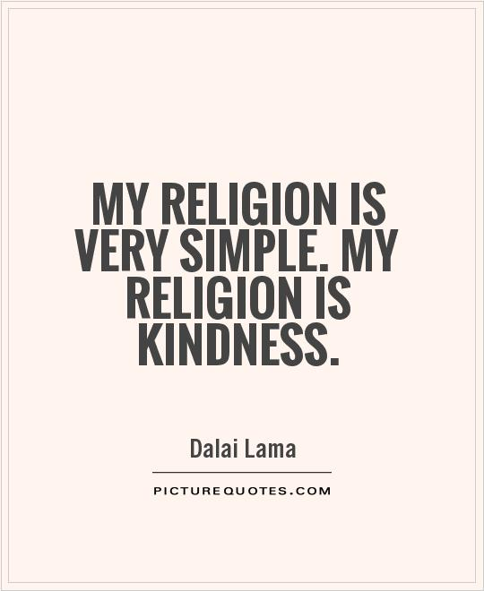 Elegant Dalai Lama Quotation