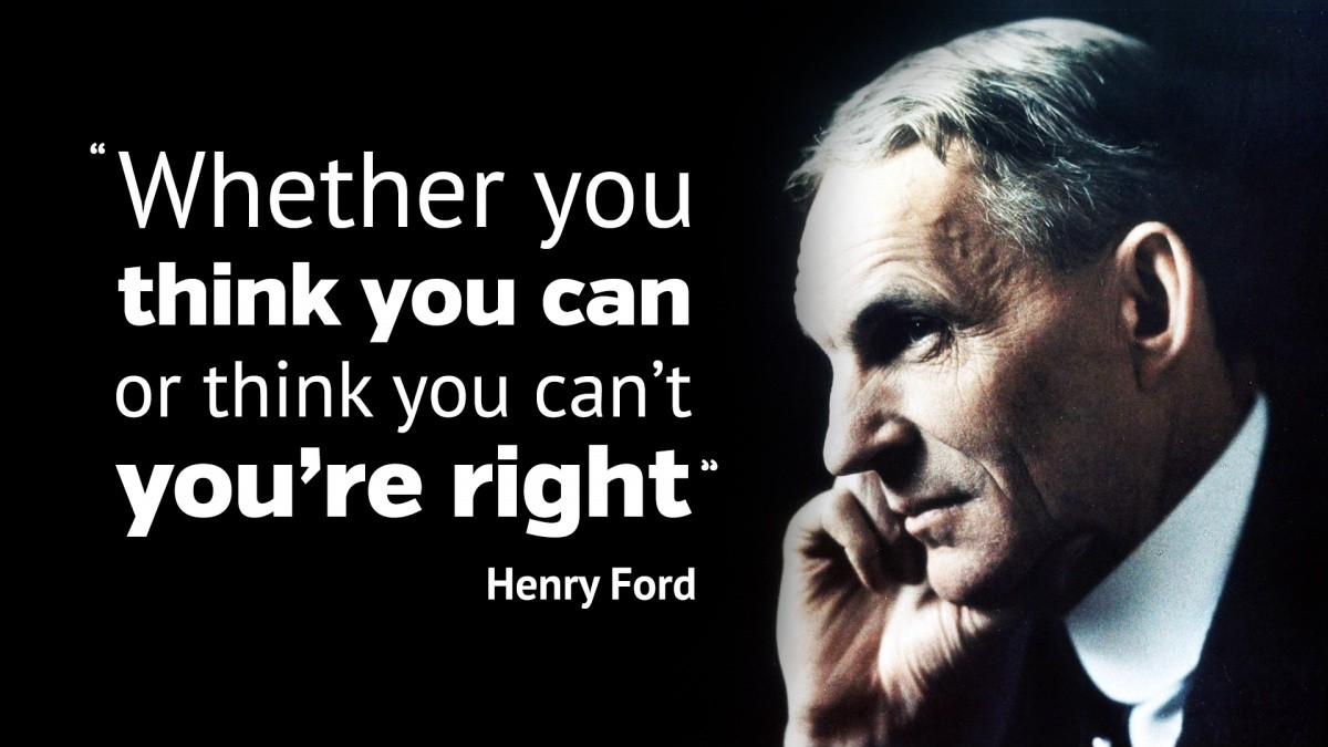 Elegant Henry Ford Quotes