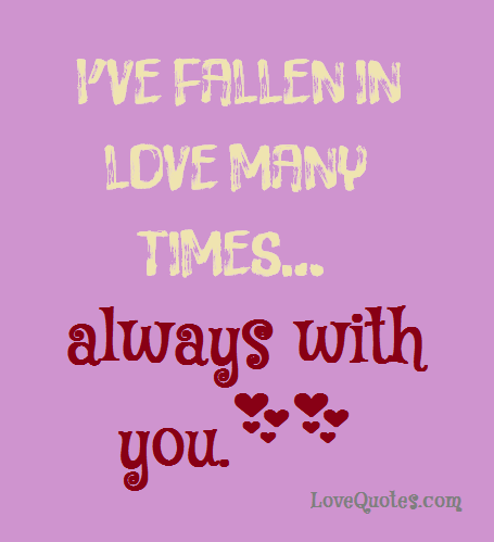 Elegant Love Quotations