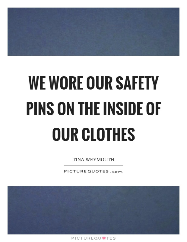 Elegant Safety Quotes