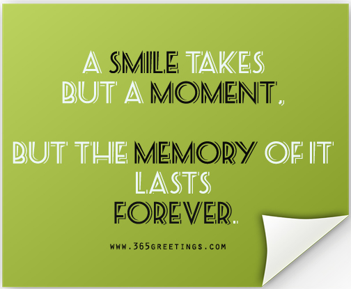 Elegant Smile Quotes