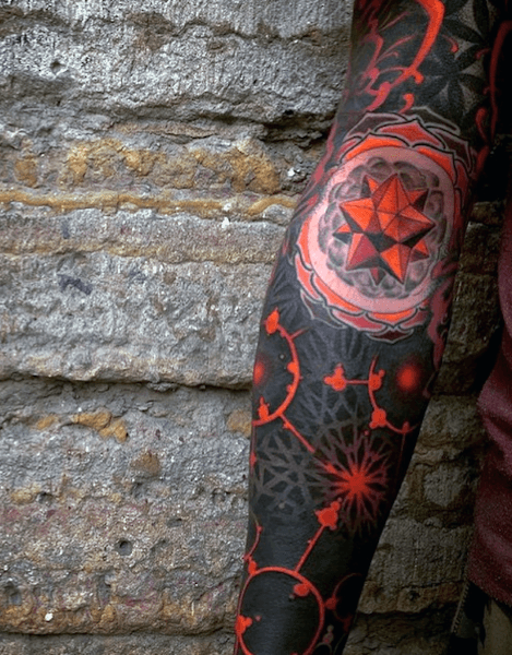 Exclusive Abstract Tattoos