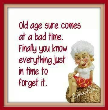 Exclusive Age Quotations and Sayings