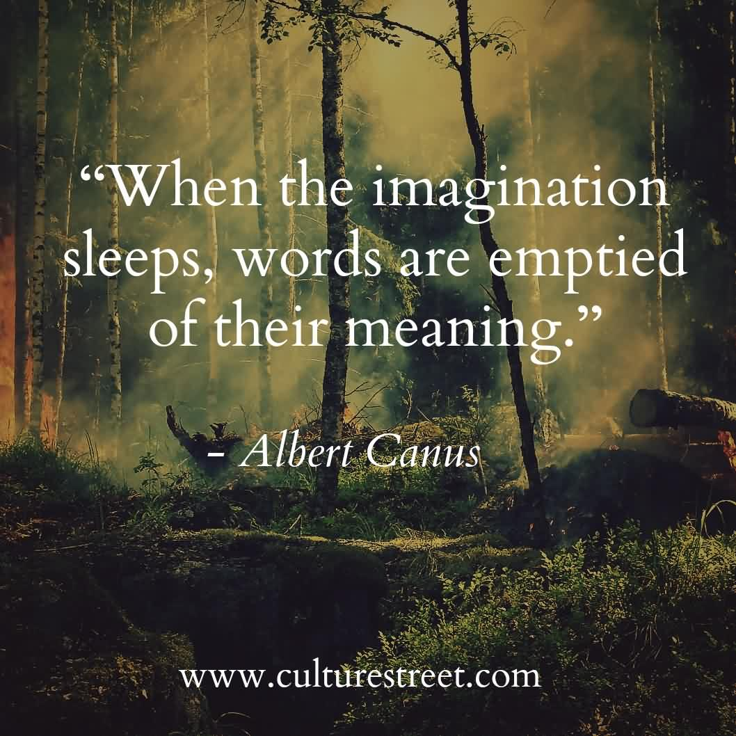 Exclusive Albert Camus Quotes