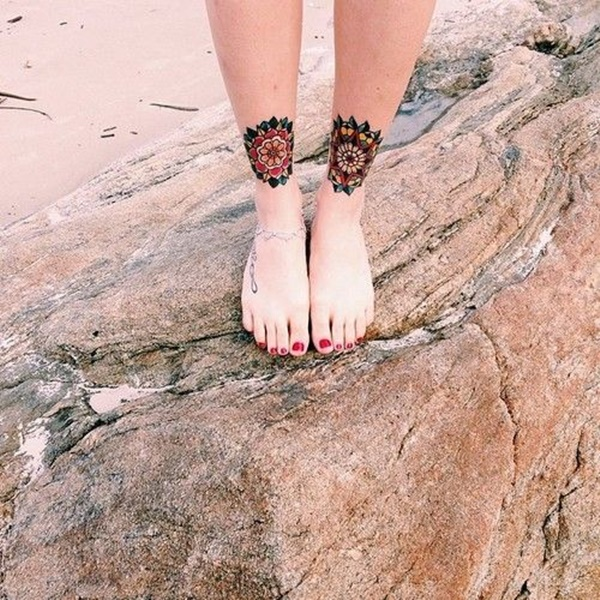 Exclusive Ankle Tattoos