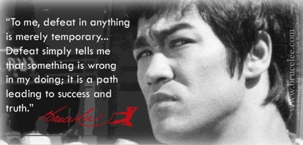 Exclusive Bruce Lee Quotations and Sayings