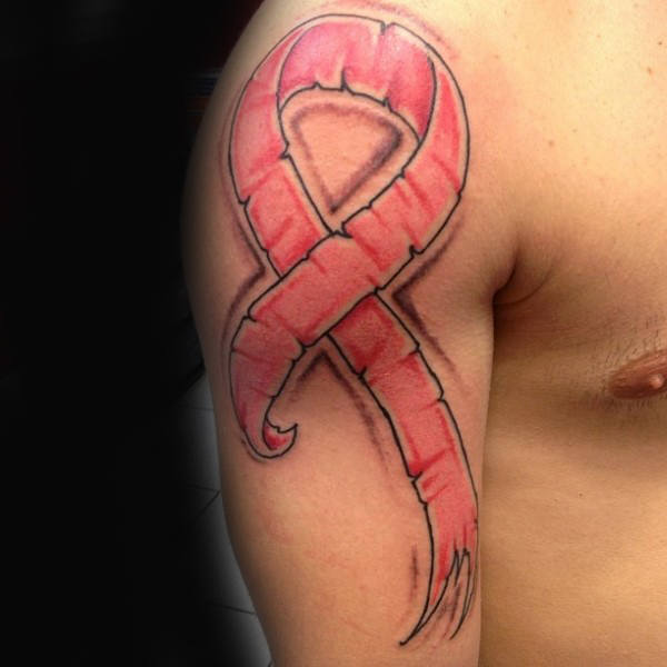 Exclusive Cancer Ribbon Tattoo Designs