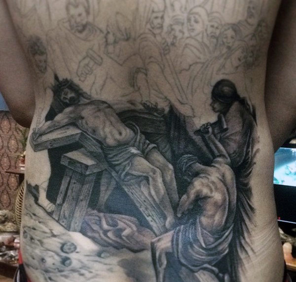 Exclusive Christian Tattoo Design