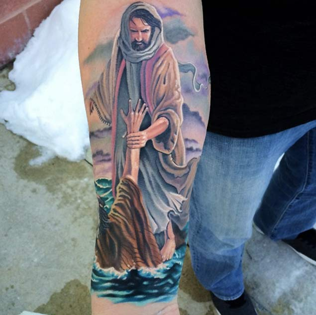 Exclusive Christian Tattoo Designs