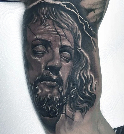 Exclusive Christian Tattoo