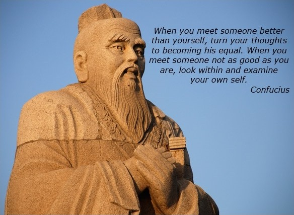 Exclusive Confucius Sayings