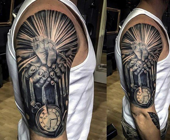Exclusive Cover Up Tattoo