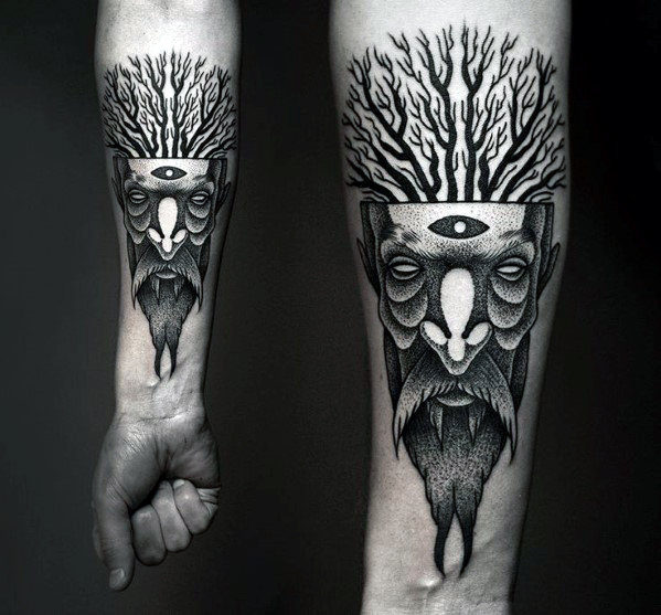 Exclusive Forearm Tattoo Designs