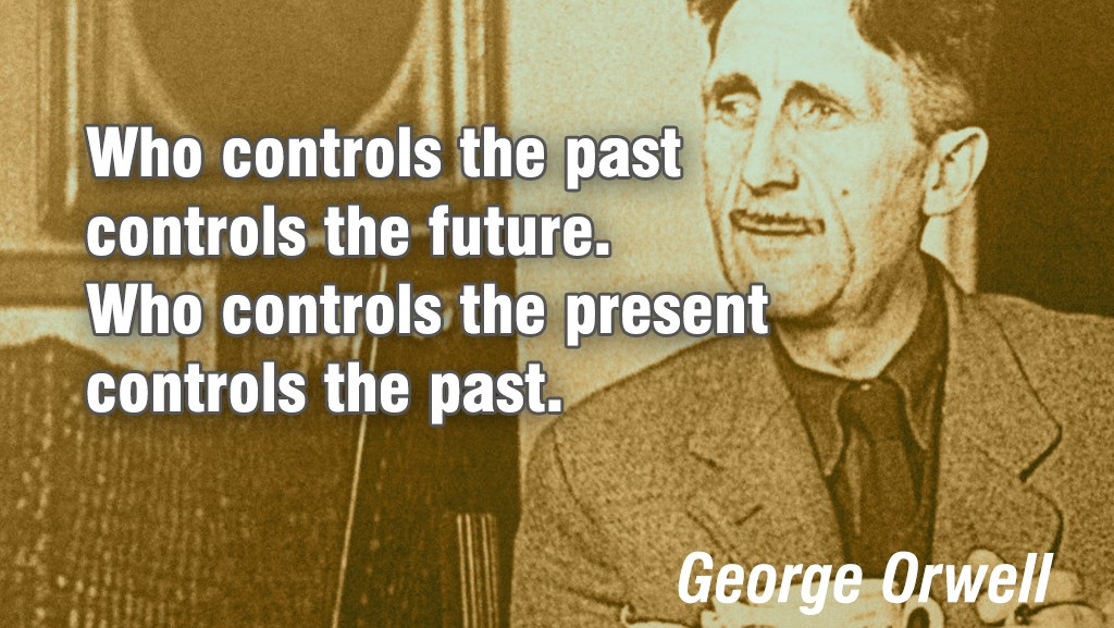 Exclusive George Orwell Quotes