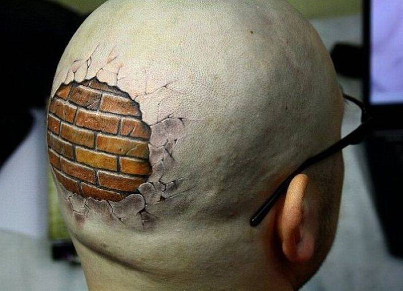Exclusive Head Tattoo Designs