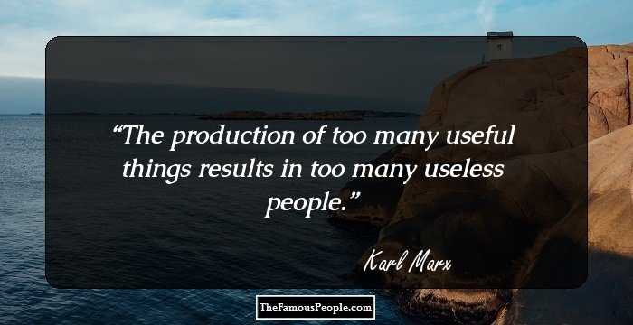 Exclusive Karl Marx Quotations and Sayings