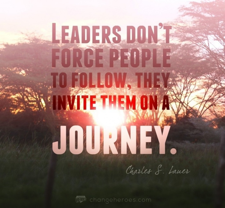 Exclusive Leadership Quotes